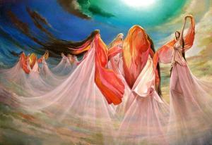 goddess dance